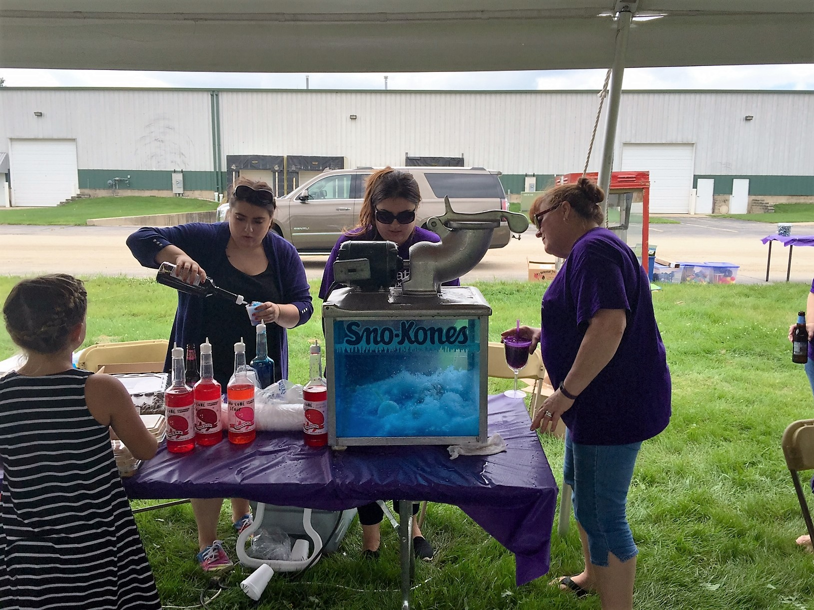 Snow Cone Makers