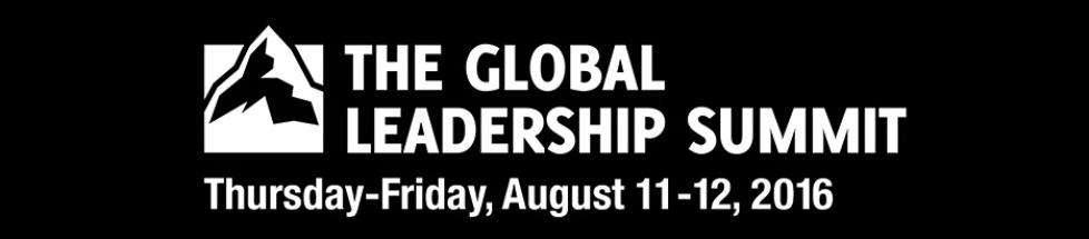 Global Leadership Summit Logo Banner